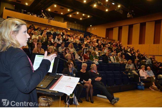 Le réseau Comète France a organisé son colloque national à La Souterraine - La Montagne 13/06/2016